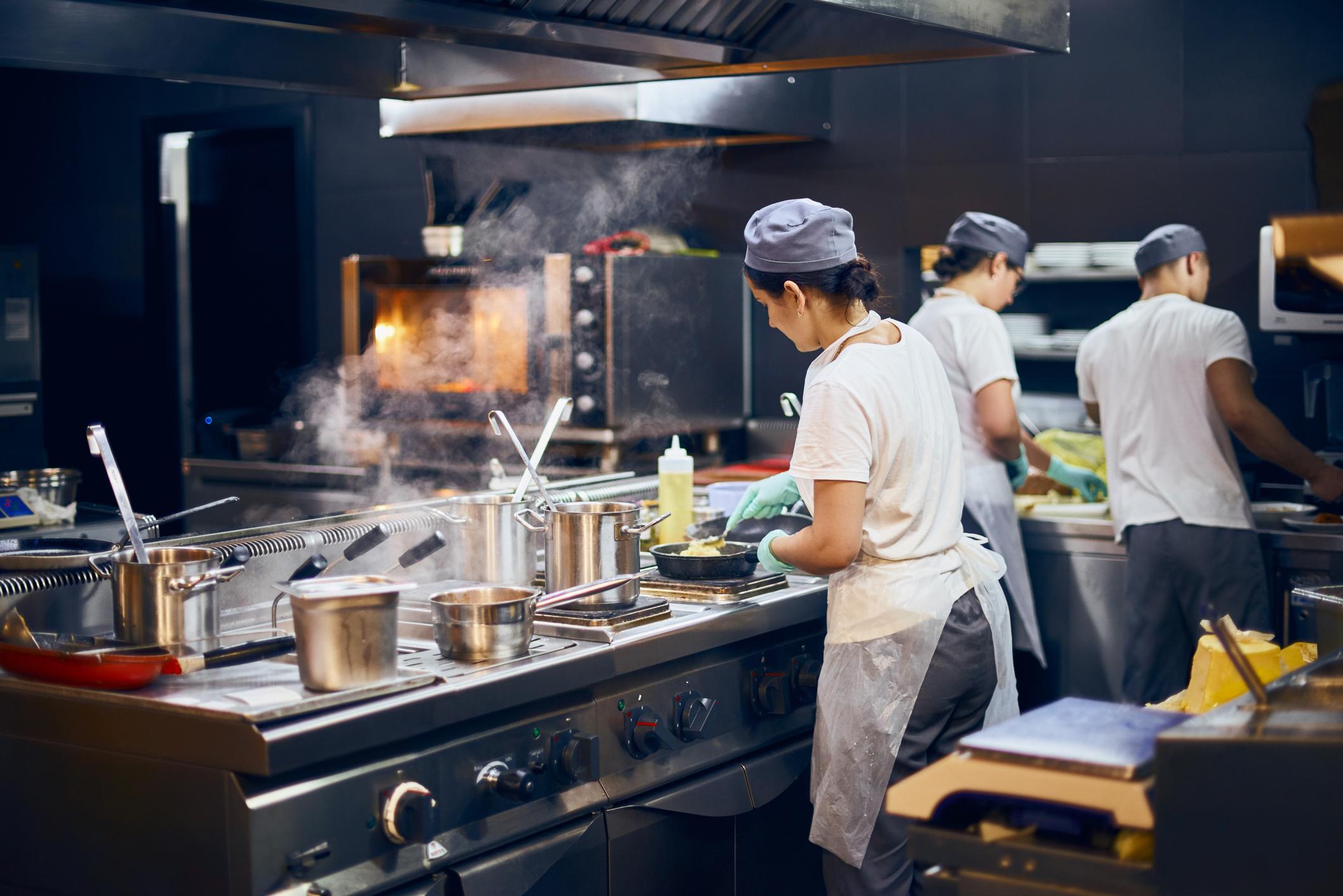 Equipements de cuisine professionnelle - Horeca 3 Deltas